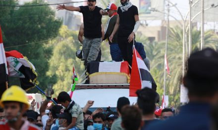 Iraqi Security Forces Kill 17-Year-Old, Injure 200 More During Anti-Government Demonstrations