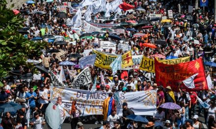 Hundreds of Thousands Protested Colombia's Conservative Government. Here's What to Know