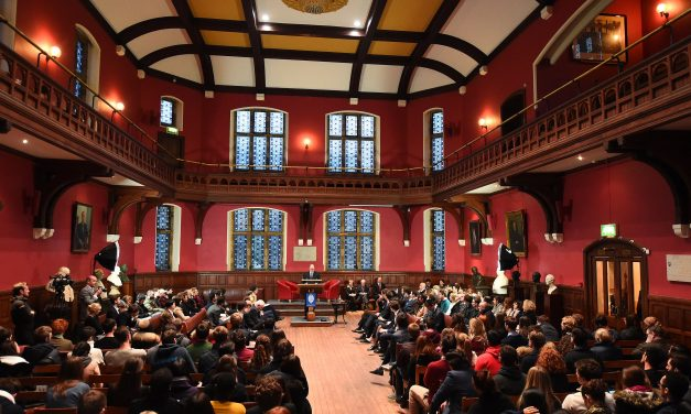Oxford Union President Resigns After Blind Student Forcibly Dragged From Debate Hall