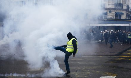 Anniversary of Birth of Yellow Vest Movement in France Marked With Police Scuffles