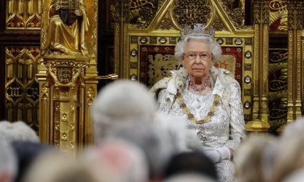 Buckingham Palace Says Queen Elizabeth's New Clothes Will No Longer Feature Real Fur