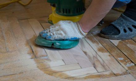 I vaše podlaha se může zářivě lesknout.