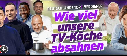 Bringt Julian Reichelt die Familien der TV-Köche in Gefahr?