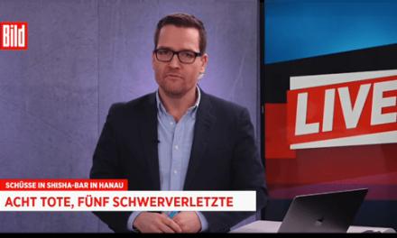 """Spekulationen zum Täter von Hanau: Warum """"Bild live"""" der letzte Mist ist"""