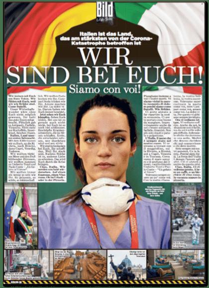 """""""Zum Glück ist die 'Bild'-Zeitung nicht (ganz) Deutschland"""""""